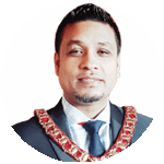 Asian Restaurants & Takeaways Awards Mohammed Mujibur Rahman