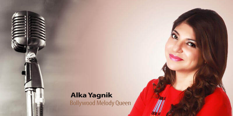 Asian Restaurant & Takeaway Awards Alka Yagnik