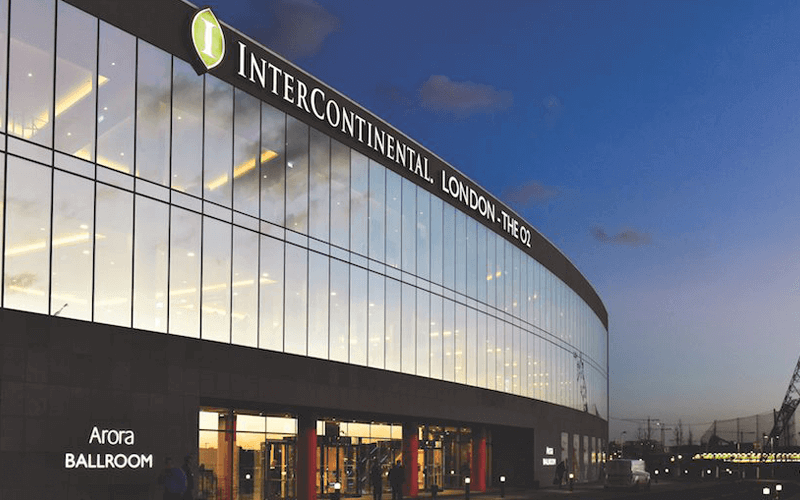 ARTA Intercontinental Hotel O2, London