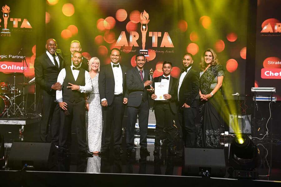 ARTA Regional Winners 2018