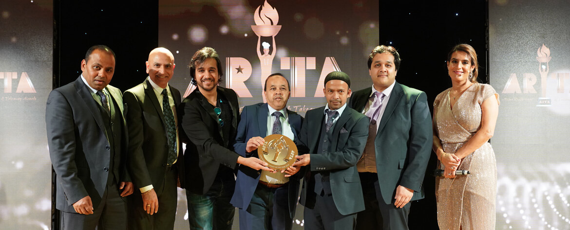 ARTA Europen Restaurant of the Year 2019