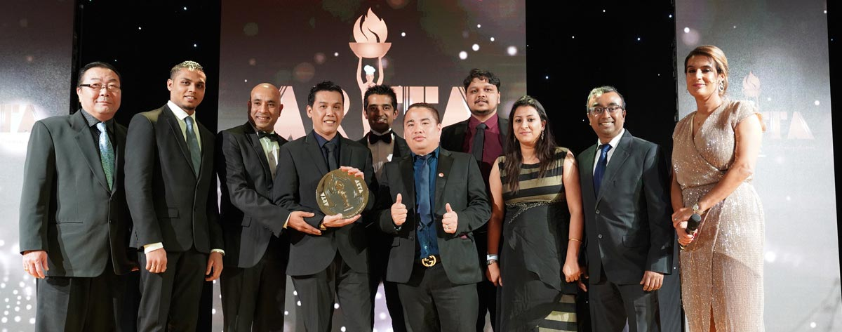 ARTA Best of Chinese Restaurant of the Year 2019