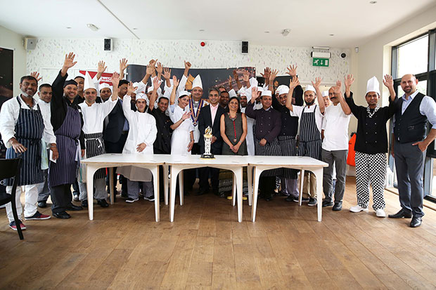 Asian Restaurant & Takeaway Awards Press Releases Cook Off Event