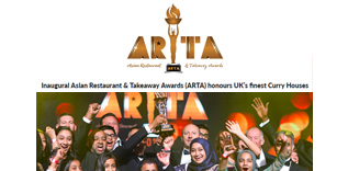 Inaugural Asian Restaurant and Takeaway Awards launches Newspaper