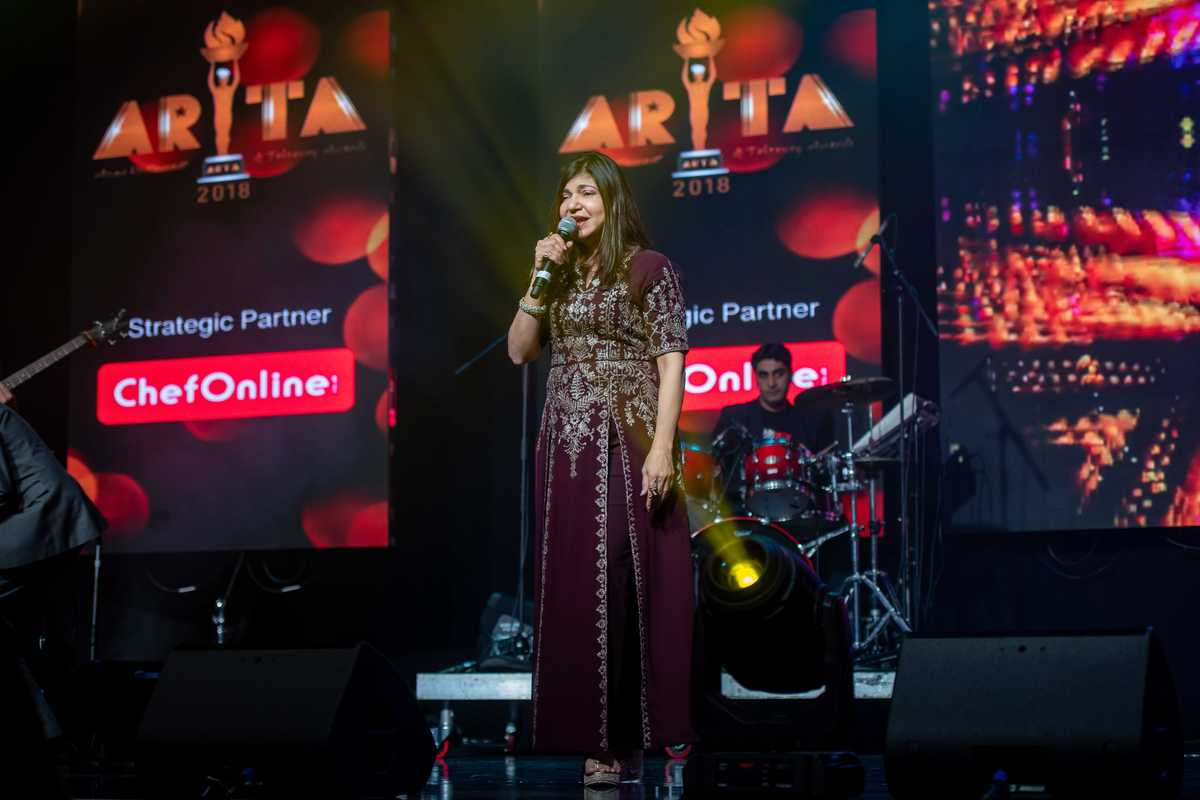 Grand Finale of the Asian Restaurant and Takeaway Awards 2018
