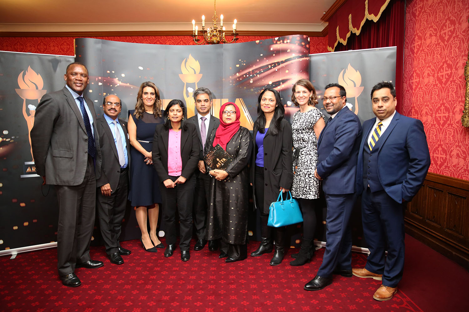 Grand Finale of the Chinese Restaurant and Takeaway Awards